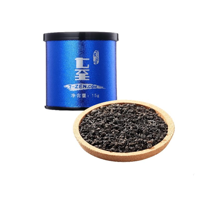 title='迷你罐装 七至锡兰红茶 7S01-PEKOE1-15g 产品编号1006#'
