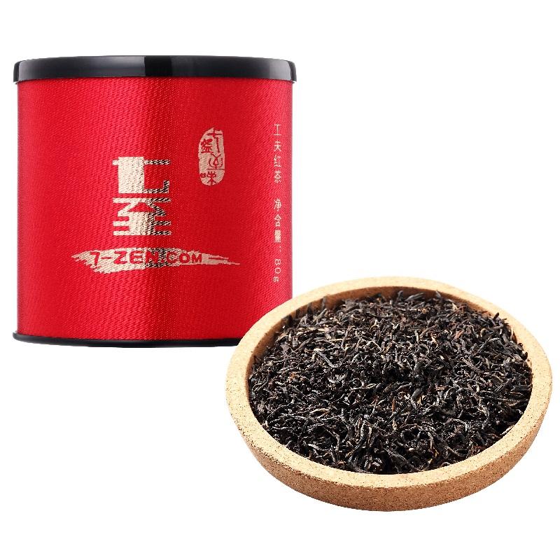 title='七至锡兰红茶 7S01-SP1-80g 产品编号1009#'
