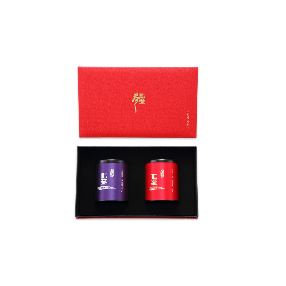 title='七至红茶礼盒  产品编号2015#'
